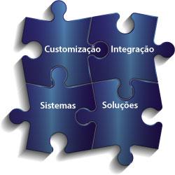 Customização e Integração de Sistemas e Soluções