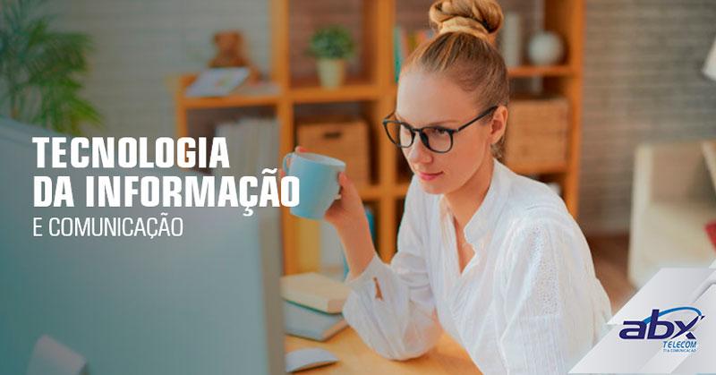 tecnologia da informação e comunicação nas empresas